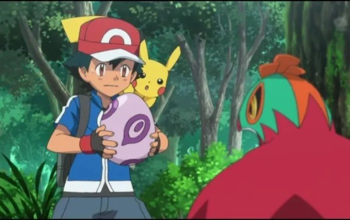 Anime: Ash will get a new egg in the Pocket Monsters can be Riolu?