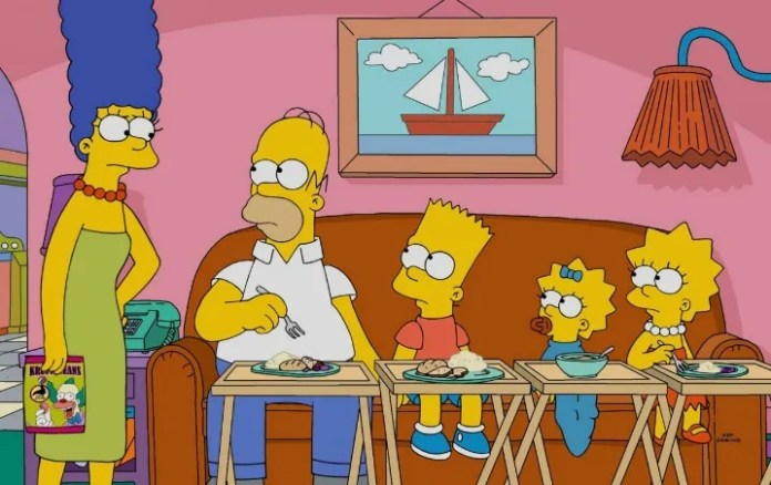 Fox announces marathon of The Simpsons to not have to leave the house/Photo: Rock and Pop