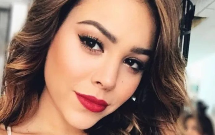 Danna Paola will it leave the social networking for coronavirus?