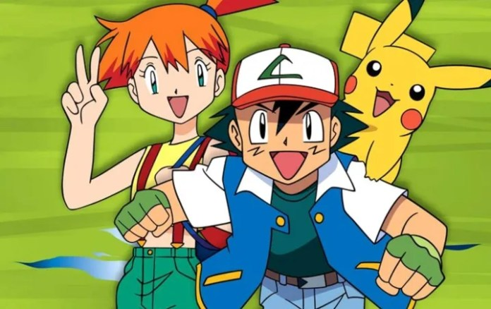 Anime: Pokémon celebrates 23 years of the premiere of the series in Japan