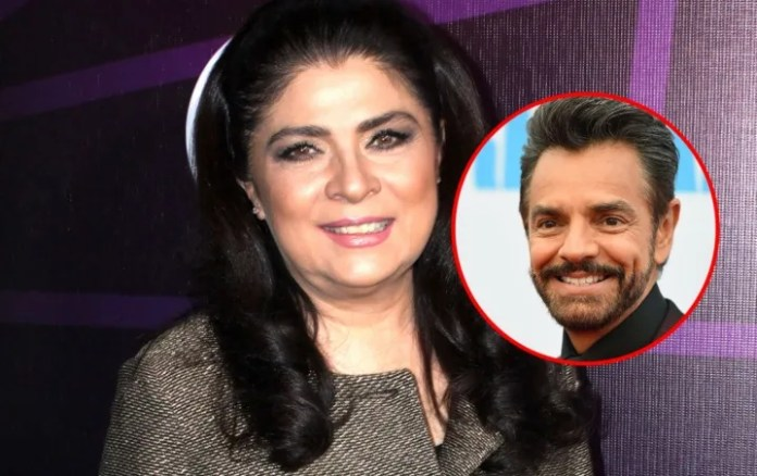 Victoria Ruffo broke the silence about the affair that he had with Eugenio Derbez