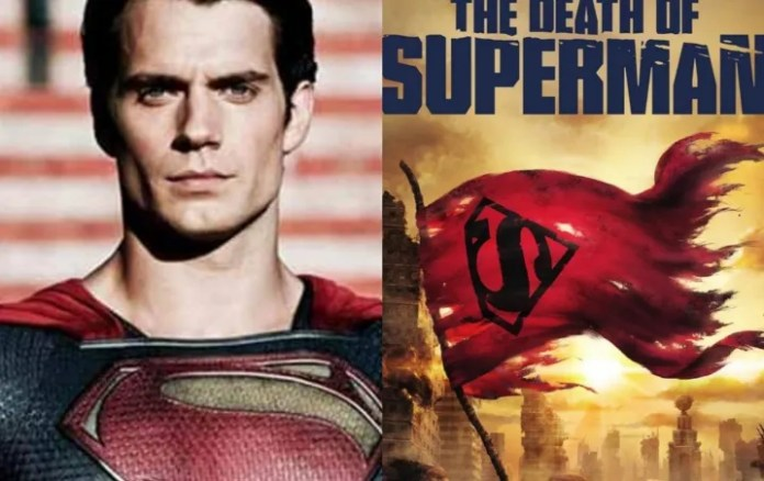 """DC: Warner could bring to the movie, """"The death of Superman"""" No Henry Cavill?"""