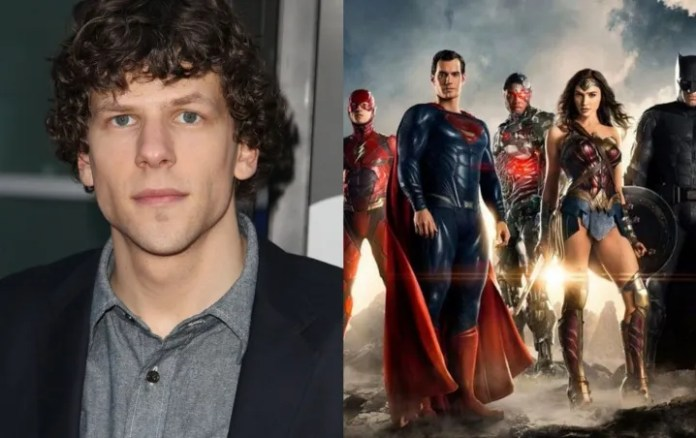 Jesse Eisenberg reveals because it does not support campaign for Snyder's Cut of Justice League