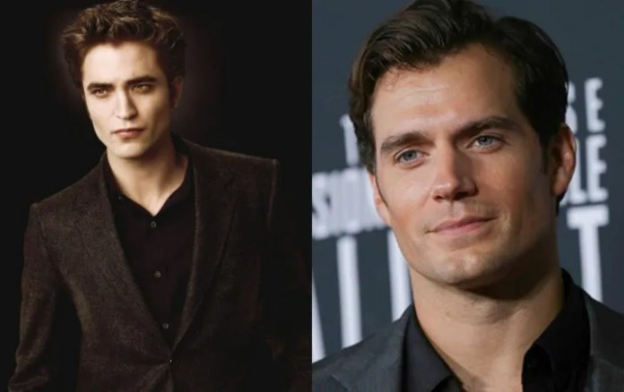 Robert Pattinson STOLE the role of Edward Cullen Henry Cavill He was the favorite!
