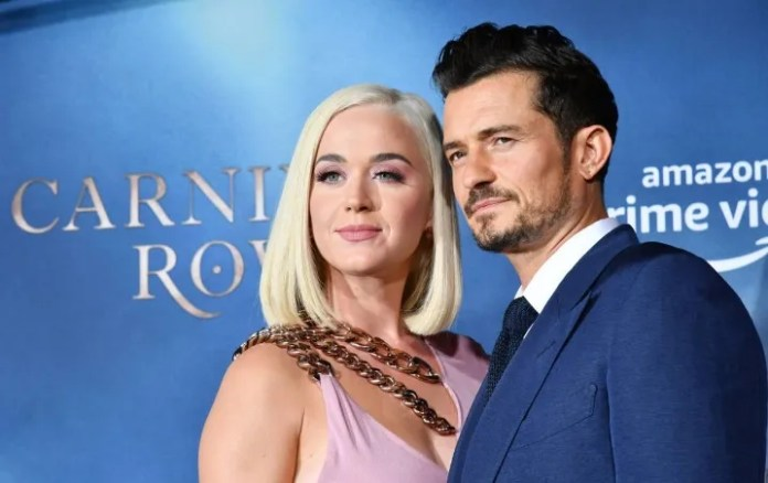 Katy Perry and Orlando Bloom are having different problems in your relationship/Photo: NZ Herald