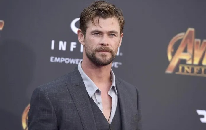 Chris Hemsworth tells how you can go to the premiere of Thor: Love & Thunder