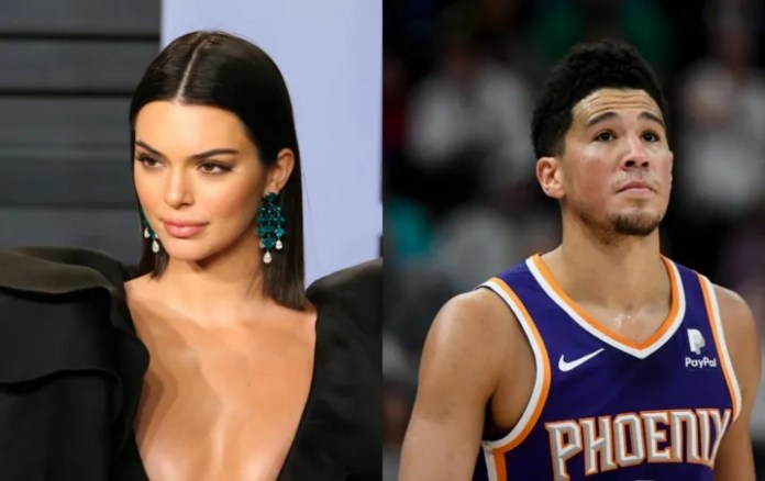 Kendall Jenner and Devin Booker are again spotted together Are they a couple?