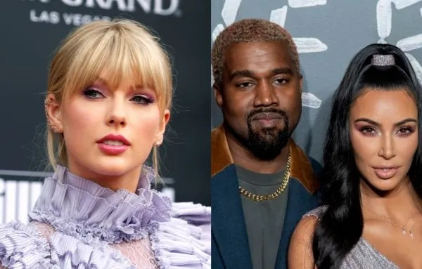 Music: Songs of Taylor Swift to enjoy the #KimKardashianIsOverParty
