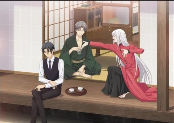 ANIME: Fruits Basket presents the music of his second season