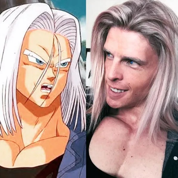 DBZ: This is the BEST cosplay of Trunks from the future that exists it Is identical!