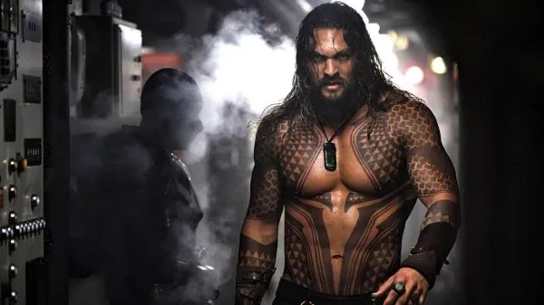 """Jason Momoa on the looks of the live action of """"God of War"""" would Leave Aquaman?"""