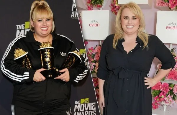 Rebel has shown a great weight loss/Photo: Star Magazine
