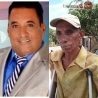 """EN BARAHOPNA: Padre del Bachatero """"El Solterito del Sur denuncia su hijo lo abandonó"""