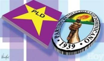logo pld y prd