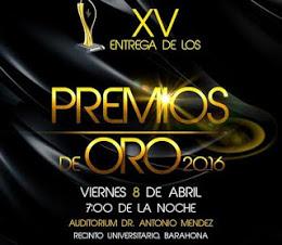 Premios ORO