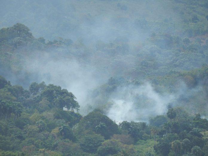 PARAÍSO: Humo vertedero pone en riesgo salud comunidad