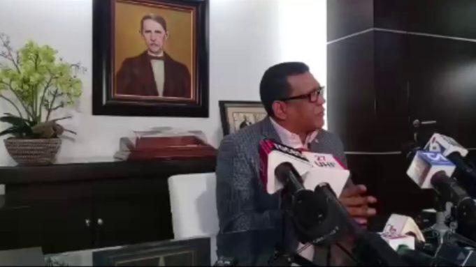 Rubén Maldonado propone mesa de diálogo para discutir la ley de partidos