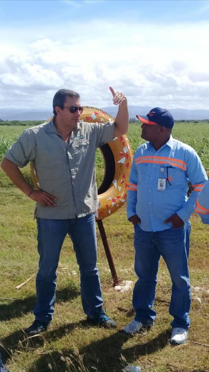 BARAHONA: CAC colabora con EDESUR para instalar subestación