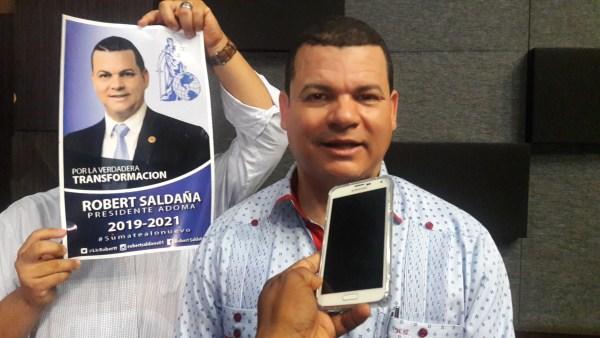 Robert Saldaña