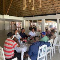 BARAHONA: Autoridades del PRM se reúnen; acuerdan trabar unidos por la provincia