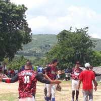 LA GUAZARA: Dan inicio a Torneo Béisbol Amatel