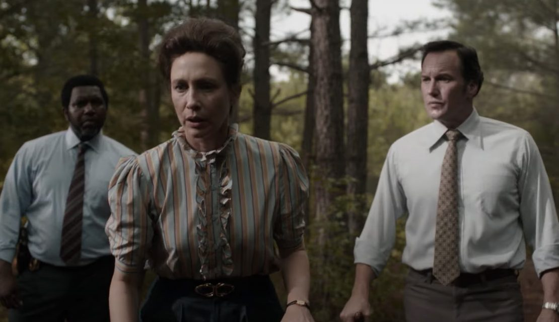 Ed And Lorraine Warren Return In The First Trailer For The Conjuring 3