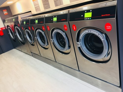 Machine à laver Speed Queen