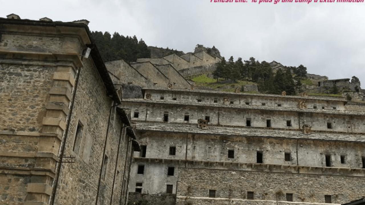 Unità d'Italia e pulizia etnica: Fenestrelle, lager Savoia
