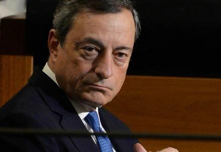 Il Professor Mario Draghi in trent'anni di carriera è passato di fallimento in fallimento