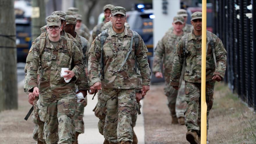 L'esercito americano si prepara ad affrontare rivolte per COVID-19
