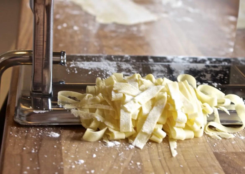 Glutenfri hjemmelaget pasta