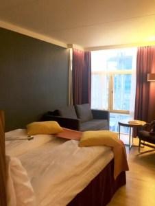 Hotellomtale: Radisson blu royal garden, Trondheim