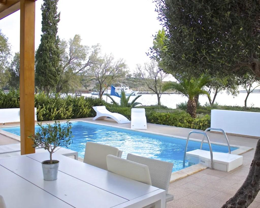 Hotellomtale: Minos Beach Art Hotel 5*, Kreta, Hellas