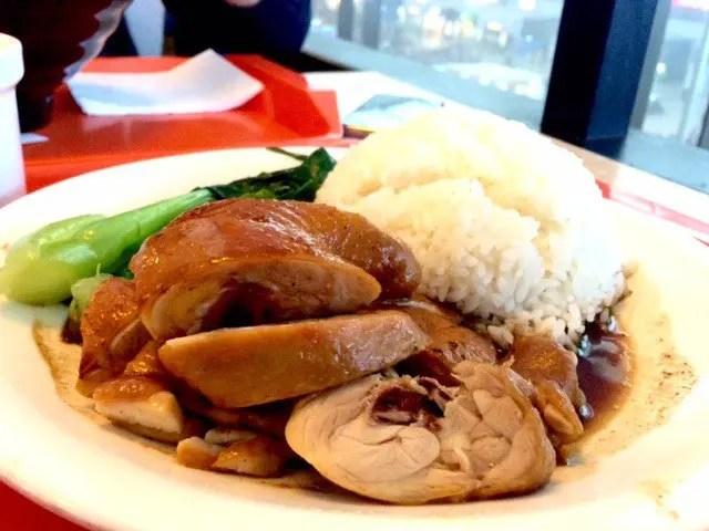 Kylling i soyasaus lavFODMAP Kina