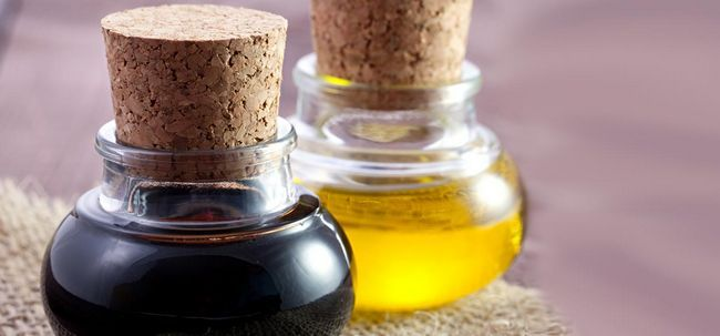 Différence entre huile de ricin jaune et noire
