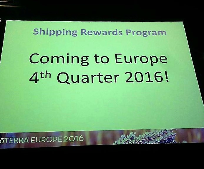 shipping reward