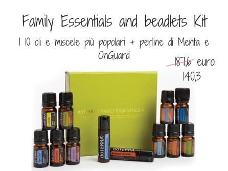 Family Essentials beadlets prezzo