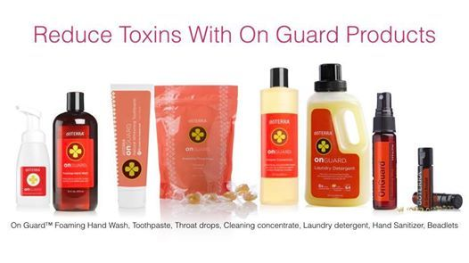 On Guard products