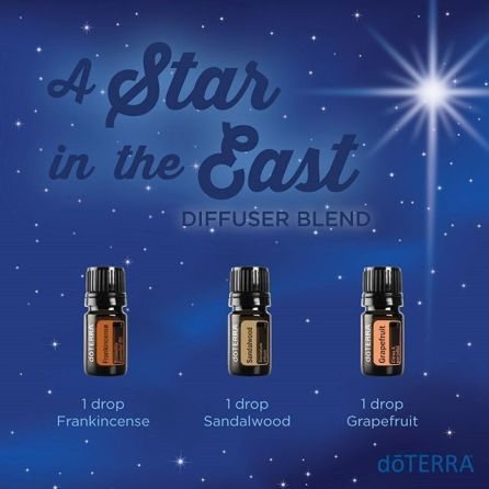 A star in the East diffuser blend