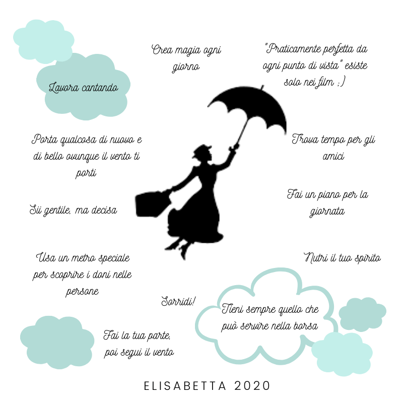 Superficalifragilistichespiralidoso Mary Poppins 2020