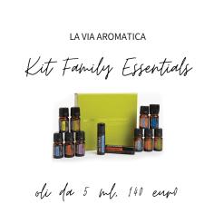 Promo mensili insta stories 7 family essentials