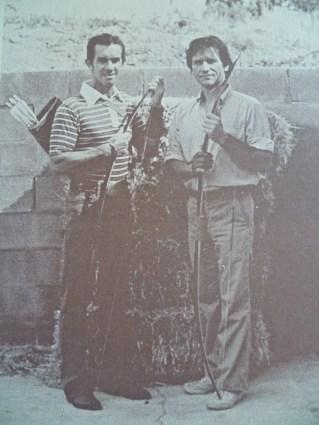 Jhon Schultz e Jean-Marie Coche