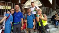 E anche quest'anno La Via di Mezzo ha partecipato aiCampionati Italiani FIARC, tenutisi a Schilpario. Ancora una volta i nostri colori sono statiportati con gioia