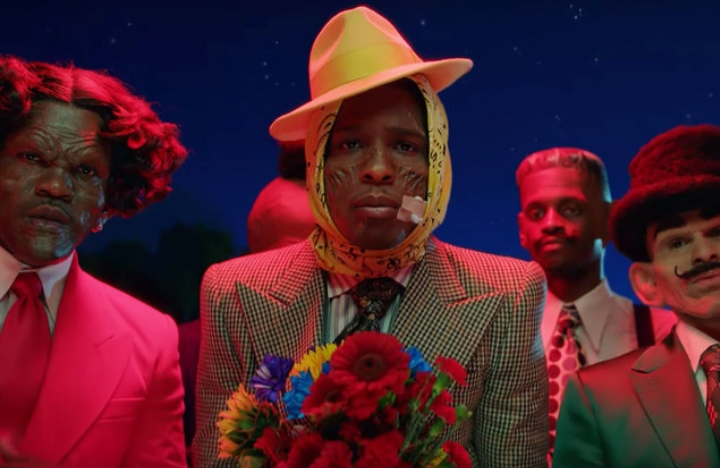 Have You Noticed Scar On Flacko's Face? A$AP Rocky – Babushka Boi Lyrics Meaning