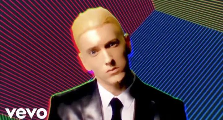 Braggadocious Lyrics Meaning of Rap God by Eminem