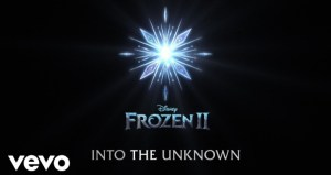 Frozen 2 'Into the Unknown' Lyrics Meaning by Idina Menzel & AURORA