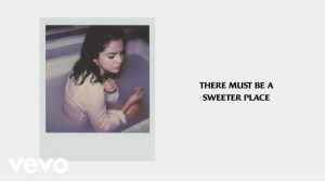 Selena Gomez & Kid Cudi in 'A Sweeter Place' Lyrics Meaning Want Happiness & Peace