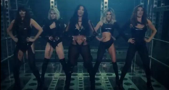 The Pussycat Dolls 'React' Lyrics Meaning Breaks Ten-Years Long Hiatus