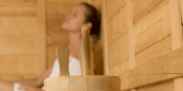 Saunabaden – Hier geht's heiß her!