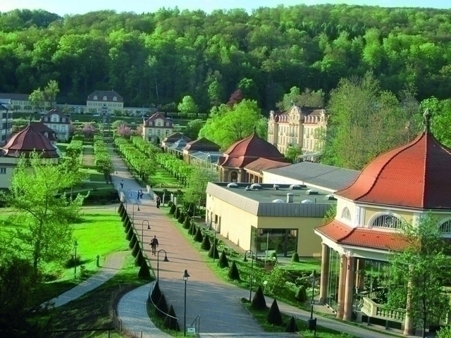 Bad Brückenau, das Lieblingsbad von Ludwig I.